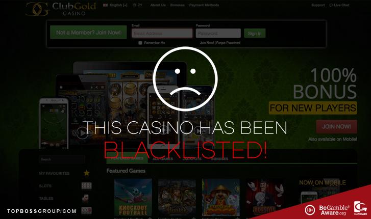 Golden Casino Club