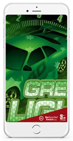 Mobile Slots Green Light