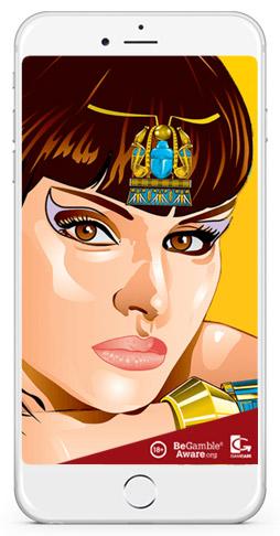 Aristocrat Slot Queen Of The Nile