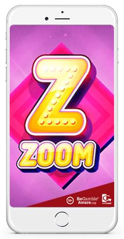 Zoom Winning Mobile Slot