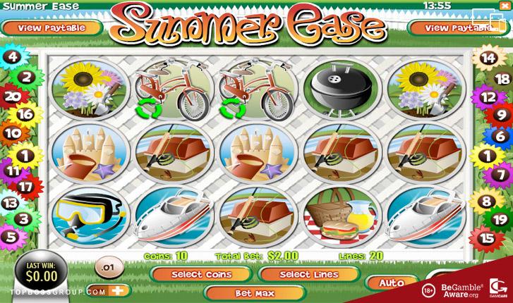 Spiele Summer Ease - Video Slots Online