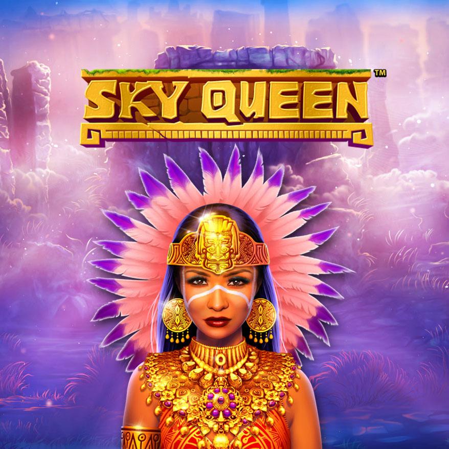 Sky Queen Fire Blaze Jackpots