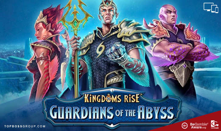 kingdoms rise guardians of the abyss playtech