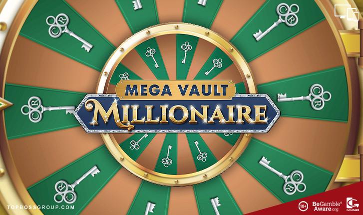 mega vault millionaire slot game by mega moolah
