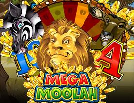 Mega Moolah African Safari slots
