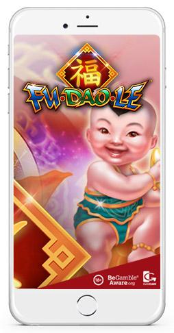 bally mobile slot Fu Dao Le