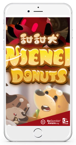 mobile playing slot wiener donuts
