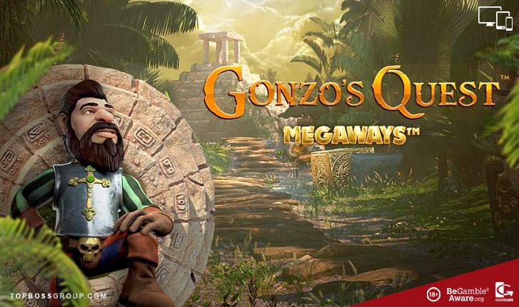 Gonzos Quest Megaways Slot - The Legend